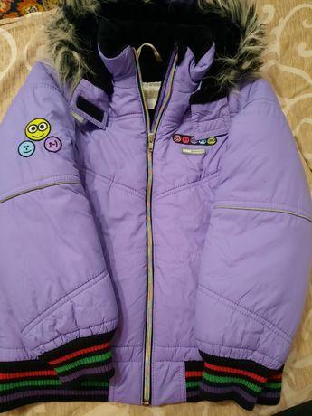 Lenne зимняя куртка 116 -122 размер