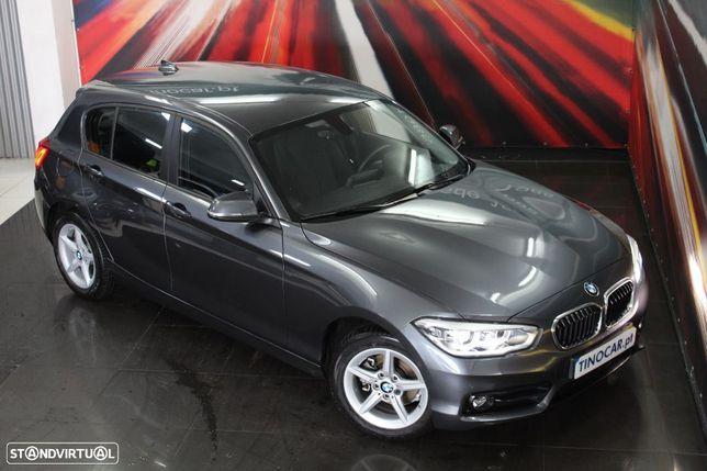 BMW 116 d Line Sport
