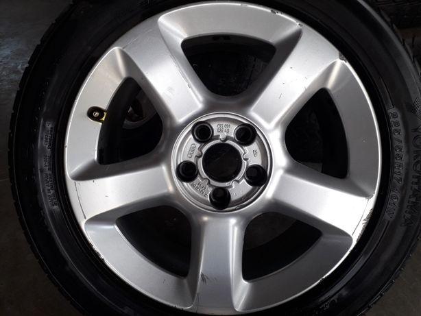 Диск R17 Audi.литой.