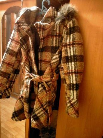 Пальто зимове б/у