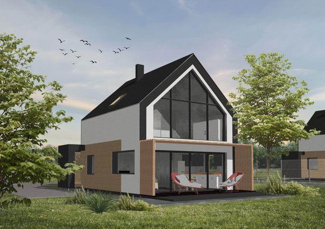 Dom jednorodzinny parterowy na sprzedaż Włocławek Rybnica-Józefowo