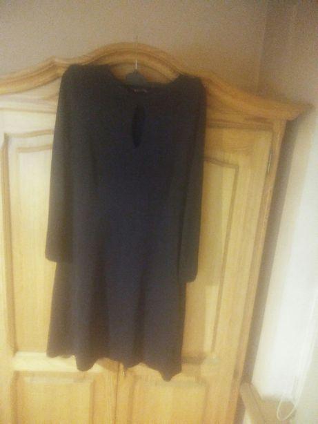 """sukienka """"łezka"""" r. 44"""