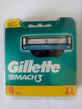 Czas kupić prezent!! Gillette Mach 3 - 8szt