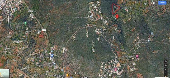 Terreno zona da goldra de baixo - loule 110 000€