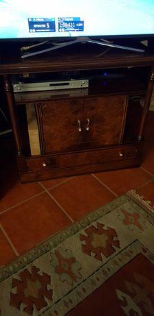Móvel para TV Maçico em cerejeira