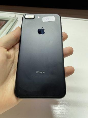 iPhone 7 Plus 128 GB Black matte Neverlock