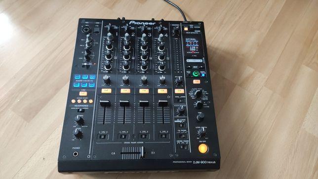 Mixer Pioneer DJM-900 nexus CDJ 2000, 400 NXS2 DDJ 1000 XDJ 800 Mikser