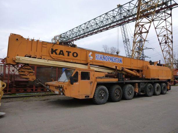 Автокран КАТО NK-750-YS-L 75 тонн