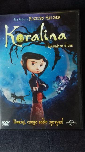 Karolina i tajemnicze drzwi, DVD