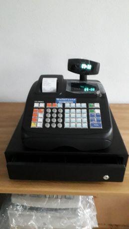 Máquina registadora com emissão de fatura simplificada