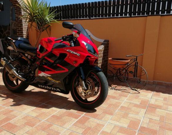 Cbr 600 f sport Honda