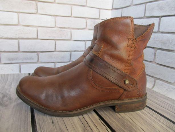 ботинки Timberland, кожа, размер 40