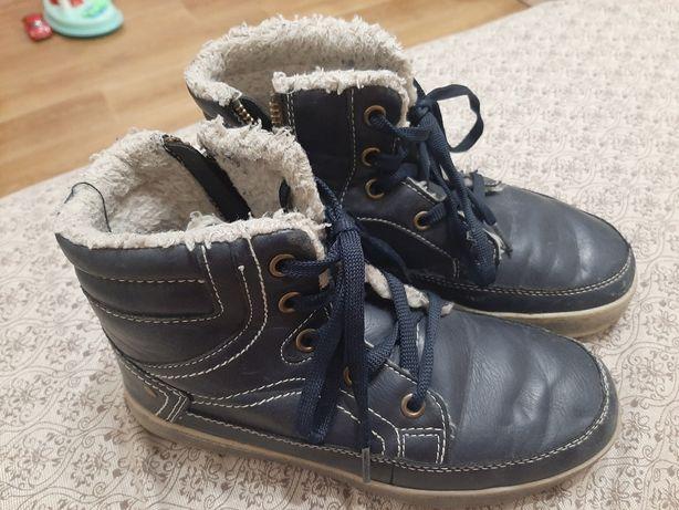 Ботинки демисезонные 33 размер,22 см