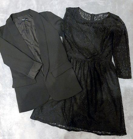 Nowe! Żakiet i sukienka Reserved 36