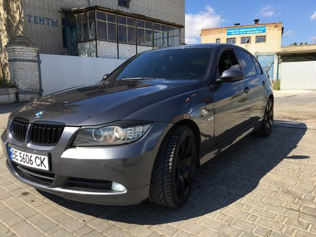 BMW e90 обслужена