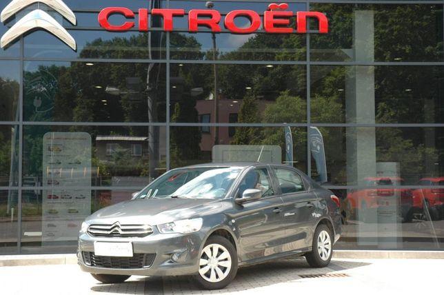 Citroën C-Elysée C-Elysee 1.6 VTi Seduction 115 km / Bezwypadkowy/ Salon Polska / 1 wł