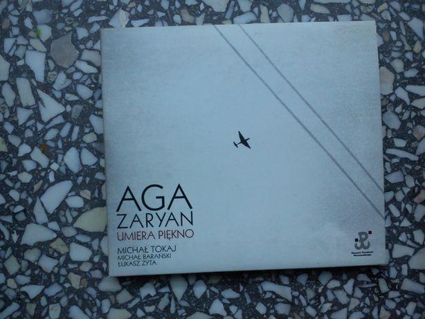 """Aga Zaryan """"Umiera piękno"""" CD"""