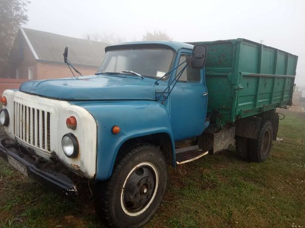 Продам грузовик ГАЗ 3507