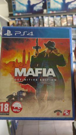 Mafia Definitive Edition Nowa PL PS4