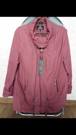 Женская куртка ветровка р.50-52