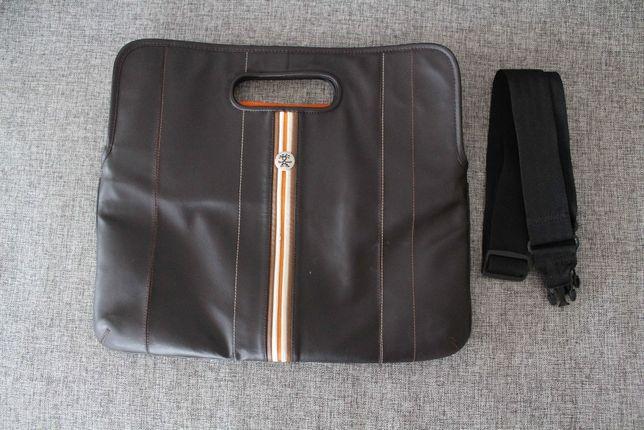Crumpler - rewelacyjna torba na laptop