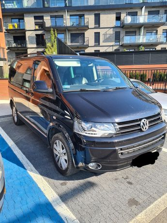 Volkswagen Multivan T5, cesja leasingu