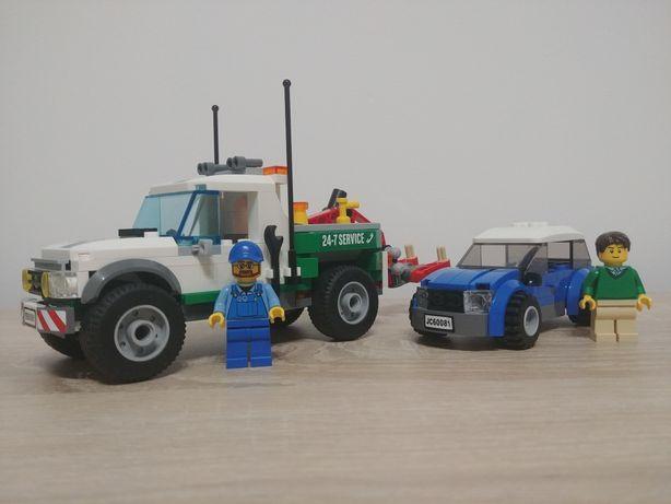 LEGO CITY 60081 Samochód pomocy drogowej