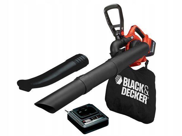 Odkurzacz/dmuchawa do liści BlackDecker GWC3600L20