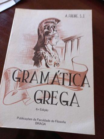 Gramática Grega - A. Freira, S.J
