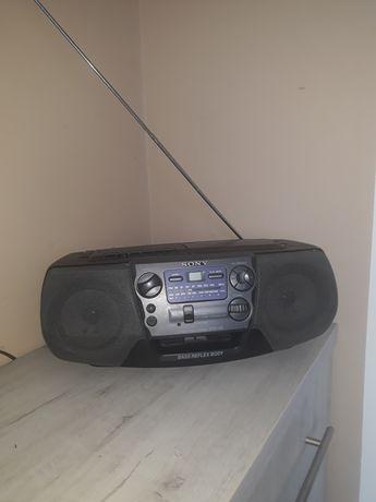 Radio sony płyty/kasety