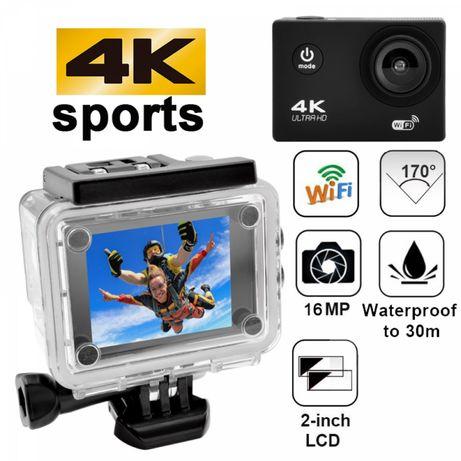 Экшн-камера TOPROAD 4K sports Ultra HD DV 30m