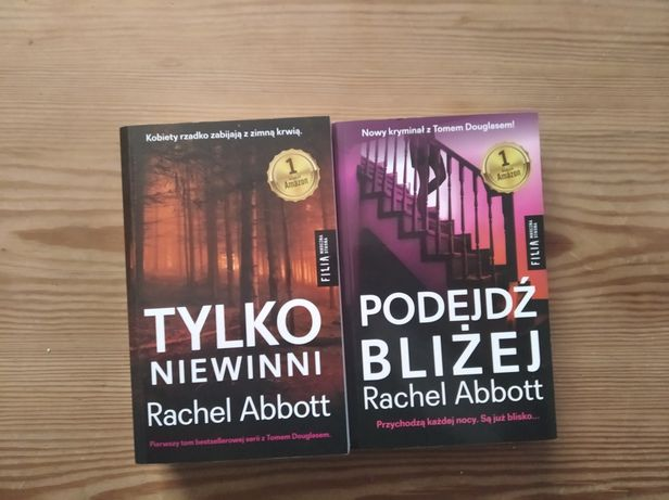 Rachel Abbott Podejdź bliżej