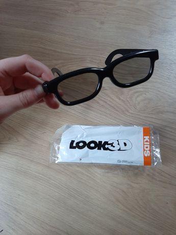 Okulary nowe 3d dla dzieci