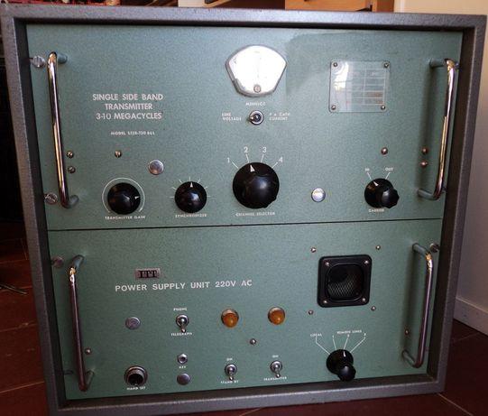 Rádio Emissor Militar ITT