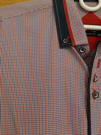 Koszula męska taliowana