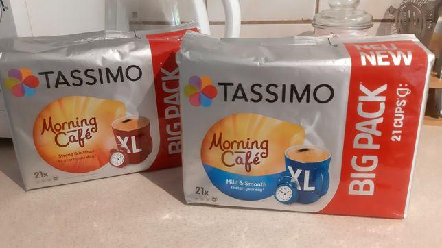 Kapsułki Tassimo Morning Cafe