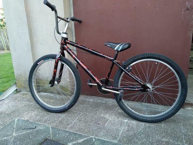 BMX koła 24 Wheeler mongoose rush custom dirt street wysyłka
