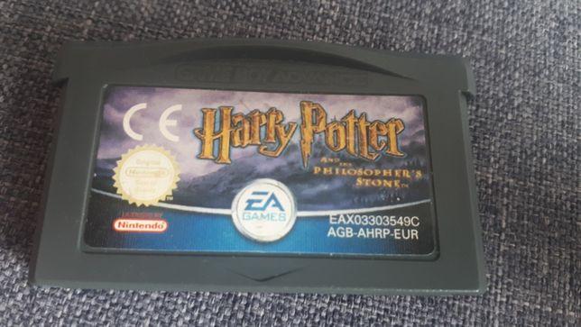 Harry Potter Kamień Filozoficzny Gameboy Advance