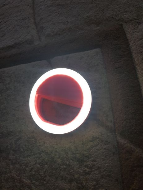 Selfi lampka led