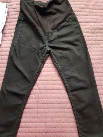Spodnie ciążowe 36 HM i bluzka s