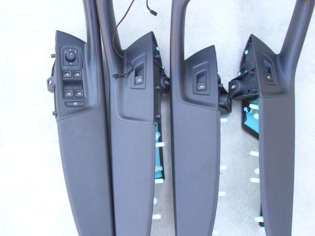 Przełączniki, panel,rączki VW Passat B 8