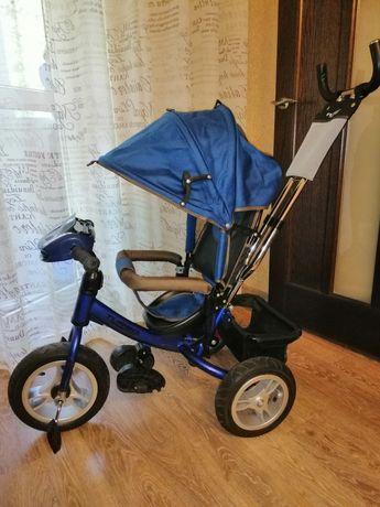 Велосипед + самокат в подарок