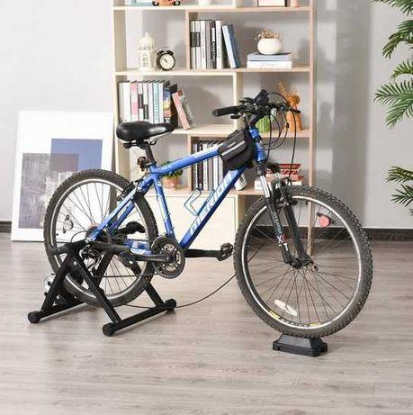 NOWY Trenażer rowerowy z magnetycznym hamulcem