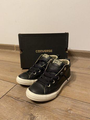 Теплые осенние кеды Converse унисекс