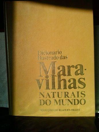 Dicionário maravilhas do mundo 465 pág.ilustradas