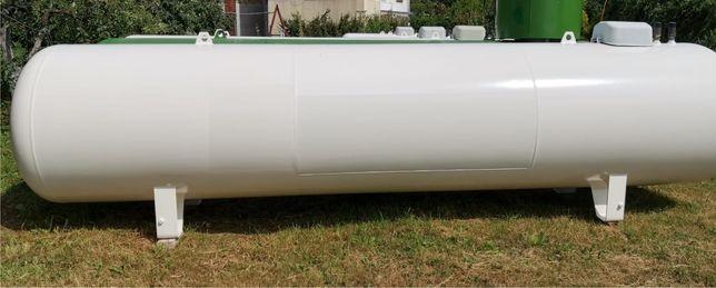 Zbiornik 6700L propan propan-butan suszarnia parownik.
