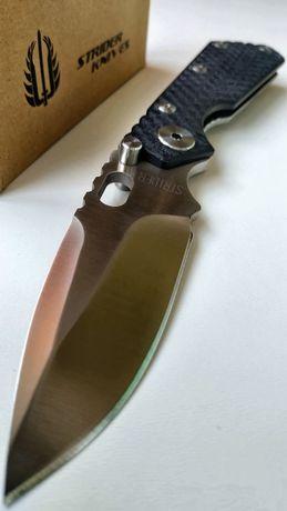Мощный Кастомный нож для Военной Тактики BOS U.S.A G10