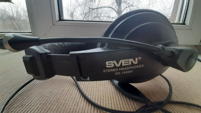 Наушники Sven GD-750MV