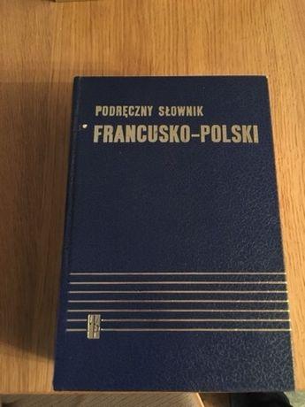 Słownik francusko- polski K.Kupisz- B.Kielski