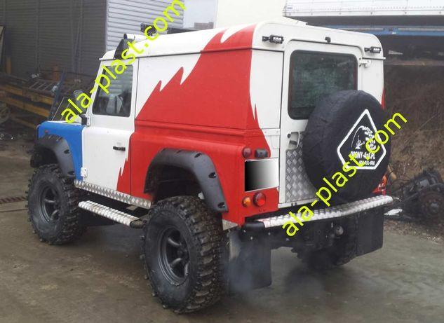 Poszerzenia Nadkoli Land Rover Defender